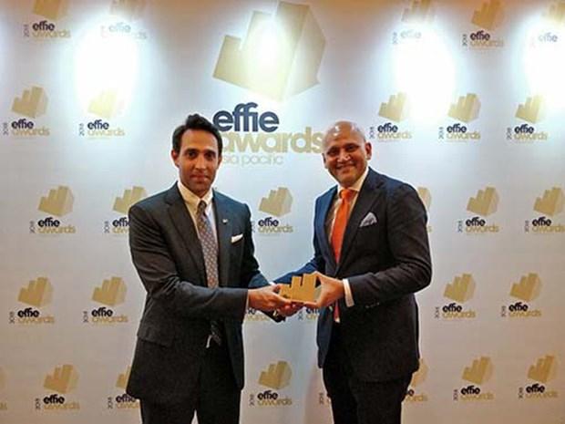Nestle Milo honore du prix APAC Effie hinh anh 1