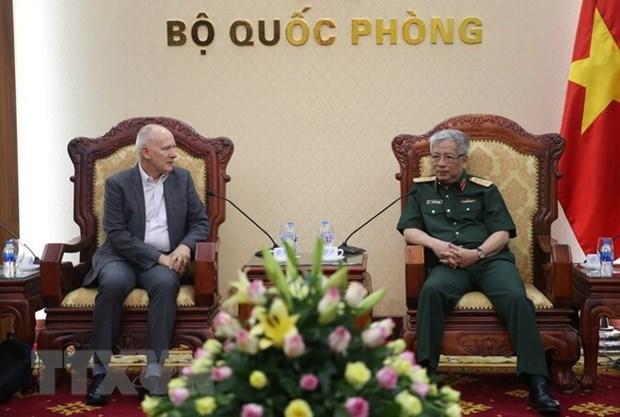 Le Vietnam contribuera activement au dialogue Shangri-La en 2018 hinh anh 1