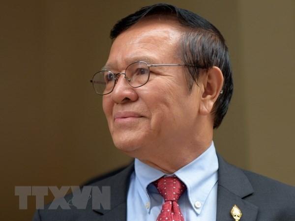 La Cour du Cambodge maintient la peine pour 11 membres du CNRP hinh anh 1