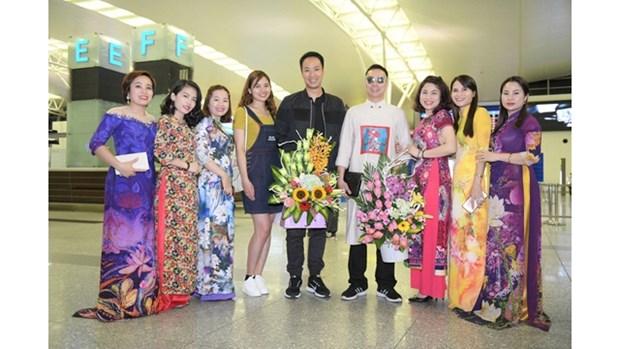 La culture traditionnelle du Vietnam presentee a Cannes hinh anh 1