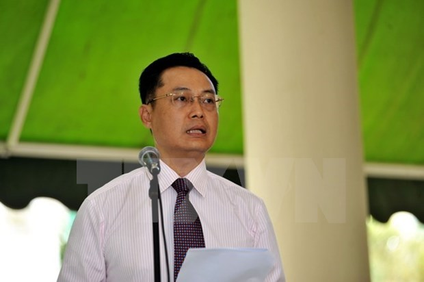 Le Vietnam partage des experiences de developpement avec Cuba hinh anh 1