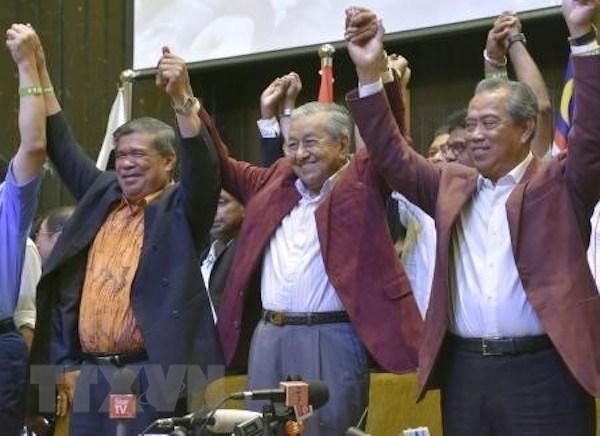 Singapour souhaite cooperer avec le nouveau gouvernement de la Malaisie hinh anh 1