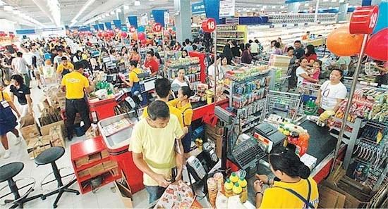 L'economie philippine enregistre une croissance impressionnante de 6,8% au premier trimestre hinh anh 1