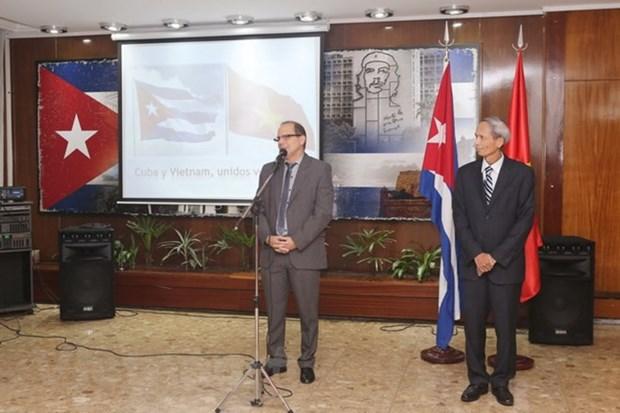 Le Vietnam et Cuba celebrent leurs relations d'amitie et de solidarite hinh anh 1