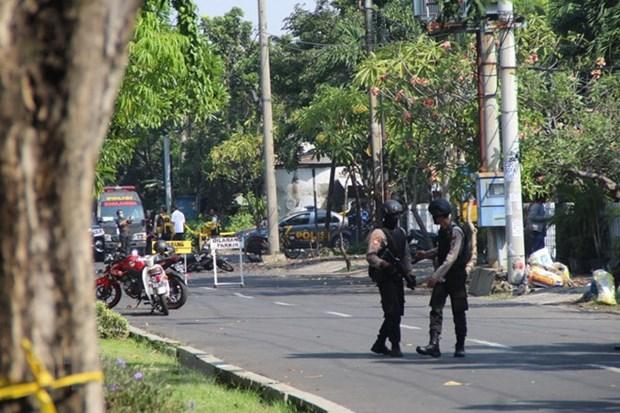 Indonesie : une serie d'attaques a la bombe dans la ville de Surabaya hinh anh 1