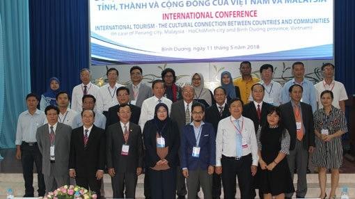 Conference sur la cooperation Vietnam-Malaisie dans le tourisme hinh anh 1