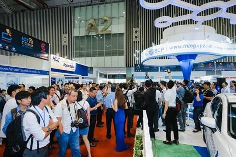 L'exposition internationale ICTCOMM 2018 attendue en juin a Ho Chi Minh-Ville hinh anh 1