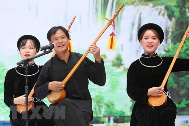 Cloture du 6e Festival national de chant
