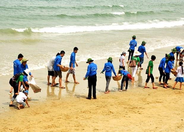 Bientot une campagne de protection de l'environnement maritime hinh anh 1