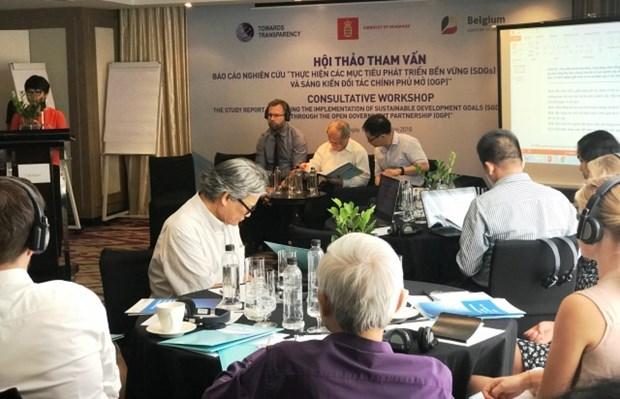 Mise en œuvre des objectifs de developpement durable au Vietnam hinh anh 1