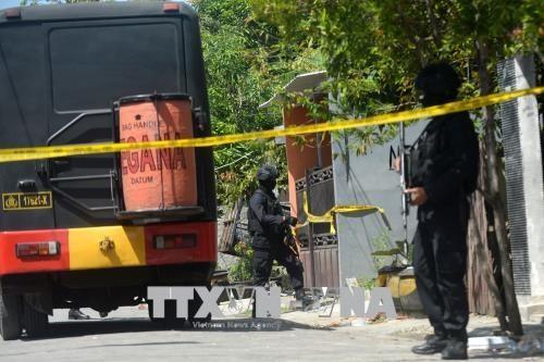 Terrorisme : l'Indonesie arrete de nombreux suspects hinh anh 1