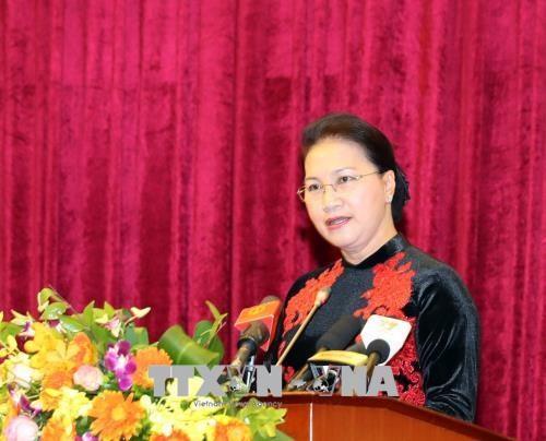 La celebration du 5e anniversaire de la Journee des sciences et technologies du Vietnam hinh anh 1