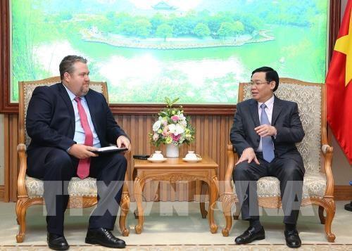 Le Vietnam salue la presence de AES Corporation sur son sol hinh anh 1