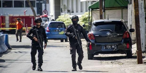 L'Indonesie renforce la securite pour faire face aux risques terroristes hinh anh 1