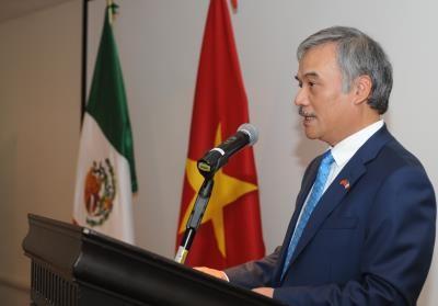 Le Vietnam et le Mexique promeuvent leur partenariat hinh anh 1
