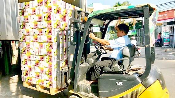 Plus de 150 tonnes de produits agricoles vietnamiens exportes mensuellement vers la Thailande hinh anh 1