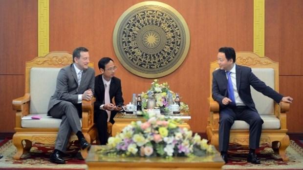 La protection environnementale est toujours au cœur de la cooperation vietnamo-francaise hinh anh 1