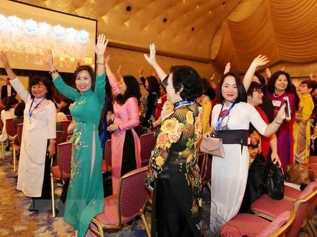 Taux de femmes entrepreneurs: le Vietnam au 6e rang mondial hinh anh 1