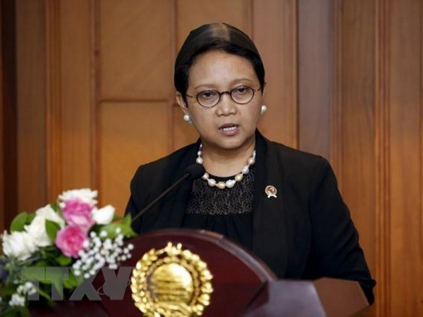 L'Indonesie appelle le G20 a intensifier la cooperation dans la lutte contre le terrorisme hinh anh 1