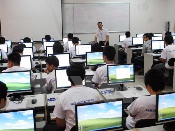 Le Vietnam remporte sept medailles aux Olympiades de l'informatique d'Asie 2018 hinh anh 1