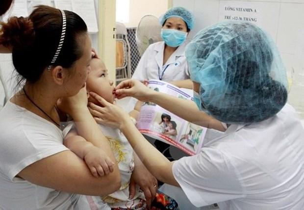 Le Vietnam continue a sensibiliser la population a propos de l'importance des micronutriments hinh anh 1