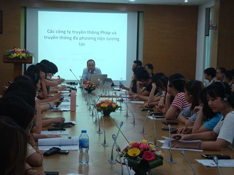 Conference sur la communication multimedia interactive a Hanoi hinh anh 1