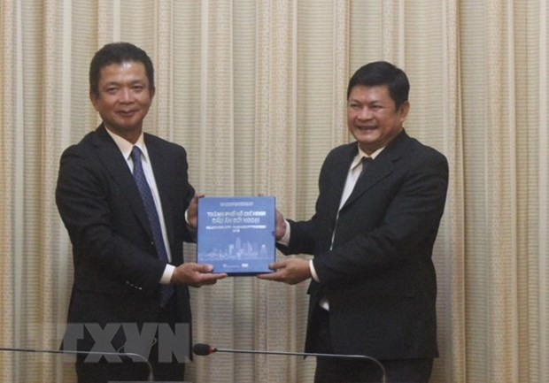 Ho Chi Minh-Ville souhaite renforcer ses echanges commerciaux avec le Japon hinh anh 1