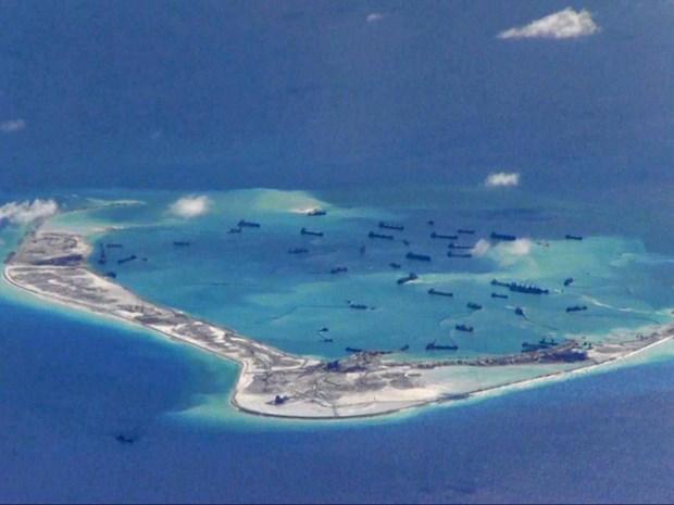 Mer Orientale : la militarisation chinoise complexifie la situation, selon des experts americains hinh anh 1