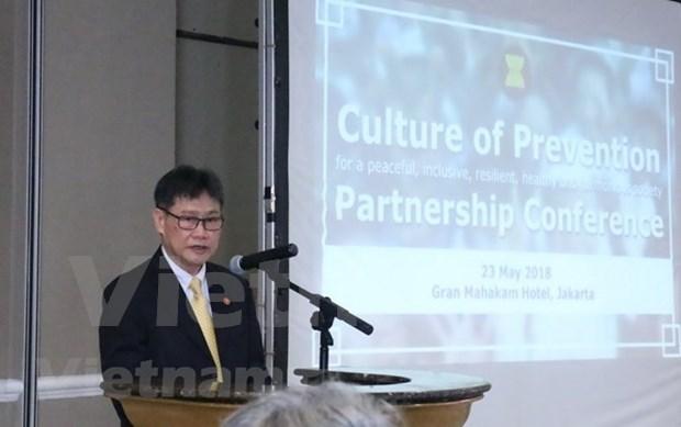 ASEAN : cooperation dans la prevention des defis dans le secteur socioculturel hinh anh 1