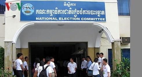 20 Partis politiques vont participer aux elections generales aux Cambodge hinh anh 1