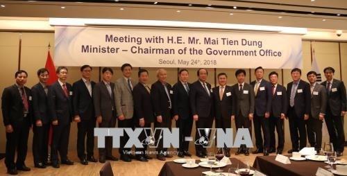 Le Vietnam etudie le modele de construction de l'e-gouvernement de la R. de Coree hinh anh 1