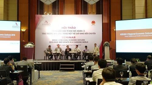 Les economies de l'ASEAN + 3 devraient ameliorer leur connectivite hinh anh 1