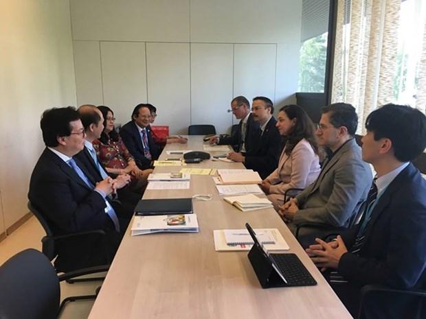 OMS: Le Vietnam est un pionnier dans le programme mondial anti-tuberculose hinh anh 1