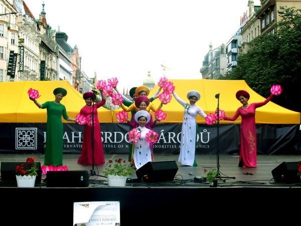 Le Vietnam impressionne au Festival international d'art de Prague 2018 hinh anh 1