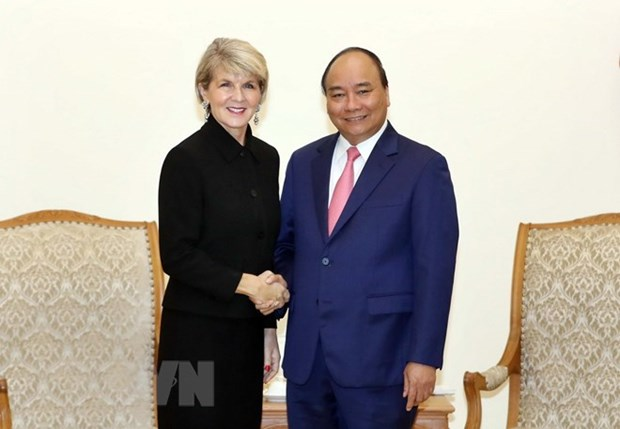 Le Vietnam et l'Australie dynamisent leur cooperation dans divers domaines hinh anh 1