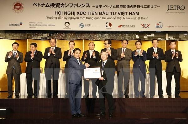 Stimuler les echanges commerciaux Vietnam - Japon hinh anh 1