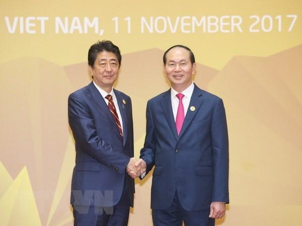 Vietnam-Japon: porter le partenariat strategique approfondi a une nouvelle periode de developpement hinh anh 1
