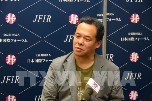 Go Ito, expert japonais en diplomatie : le Vietnam, partenaire economique et politique du Japon hinh anh 1