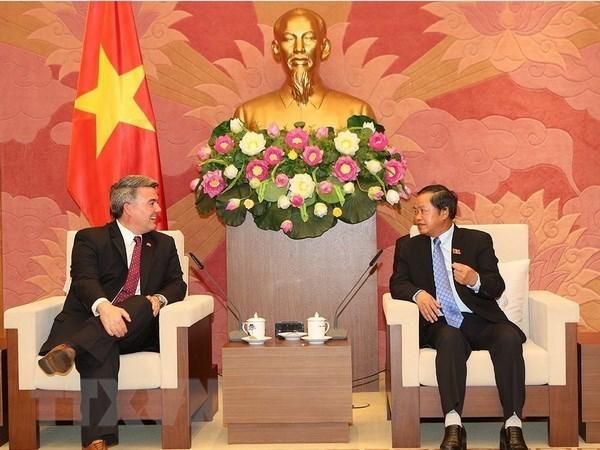 Vietnam et Etats-Unis s'attaquent ensemble aux barrieres commerciales hinh anh 1