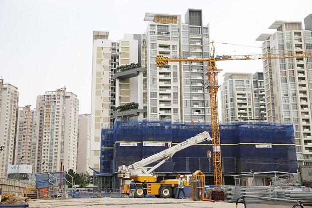 Les capitaux etrangers continuent d'affluer dans l'immobilier vietnamien hinh anh 1