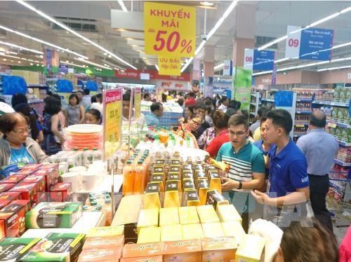 L'IPC de Ho Chi Minh-Ville en hausse de 0,43% en mai hinh anh 1