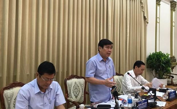 Ho Chi Minh-Ville : 14,5 milliards de dollars d'exportation en cinq mois hinh anh 1