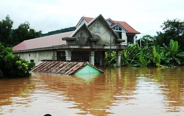 Quang Nam remet des maisons resistantes aux inondations aux familles touchees hinh anh 1