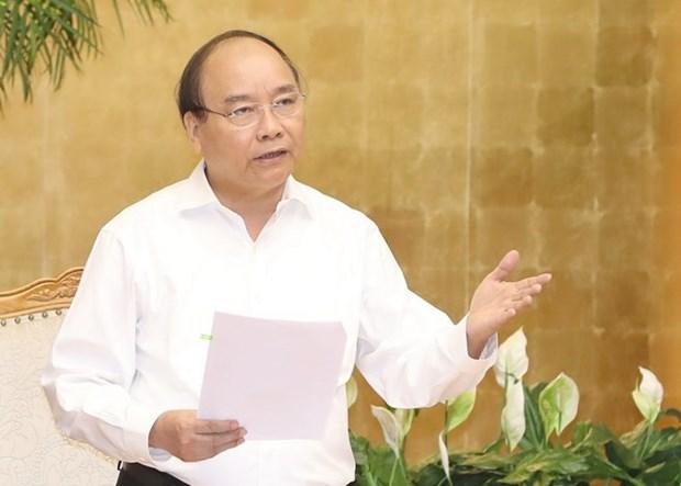 Le PM demande la mise a jour de scenarios de croissance trimestriels hinh anh 1