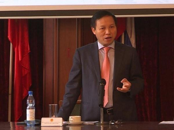 L'Universite d'Etat Lomonossov de Moscou est prete a accueillir des etudiants vietnamiens hinh anh 1