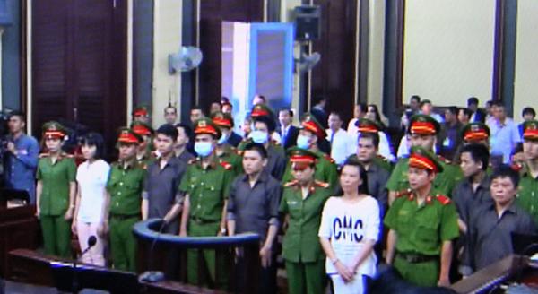 HCM-V : jugement en deuxieme instance de l'affaire de «terrorisme contre l'administration populaire» hinh anh 1