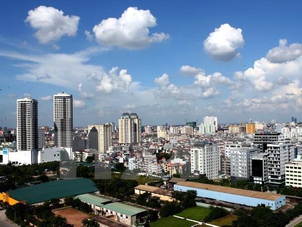 Hanoi : bons resultats socioeconomiques en cinq mois hinh anh 1