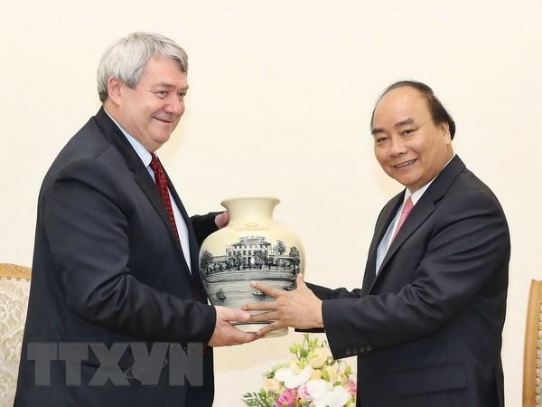 Vietnam et R. tcheque stimulent la cooperation multiforme hinh anh 1
