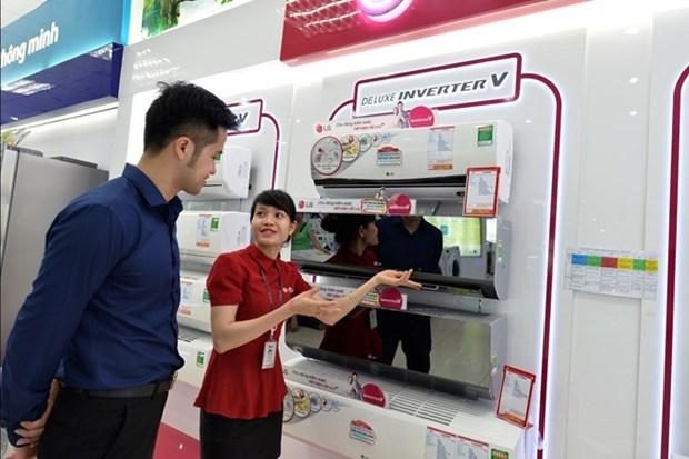 Marche de la refrigeration et de la climatisation: les geants debarquent au Vietnam hinh anh 1