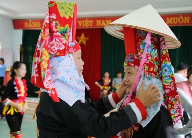 La fete du vent des Dao Thanh Phan de Quang Ninh hinh anh 1